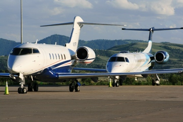 Air Charter Company Private Jets