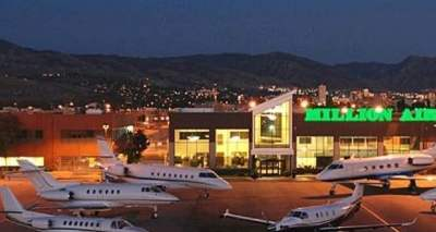 Salt Lake City Utah jet charter listings directory
