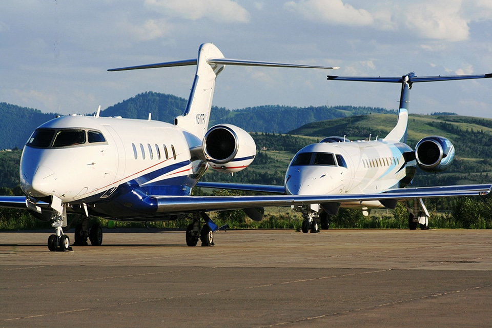 Private Jet Charters in the USA