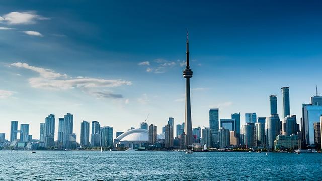 Toronto Harbour Toronto private jet charter